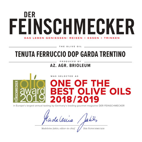 WREVOO - World Ranking Extra Virgin Olive Oils