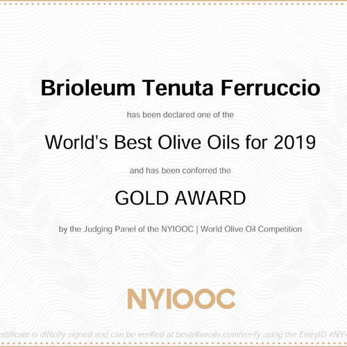 World Olive Oil Competition: World's Best Olive Oils for 2019